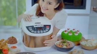 Iklan Mito R5 Digital Rice Cooker 8 in 1 - Rice Cooker Masa Kini 30sec (2017)