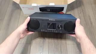 FERGUSON I400S – RADIO INTERNETOWE SPOTIFY Z TUNEREM DAB, DAB+, FM - test / recenzja cz.1 unboxing