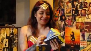 Wonder Woman y su Pop-Quiz
