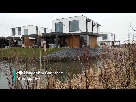 Cilium klapluiken – wijk Hoogdalem, Gorinchem (NL)
