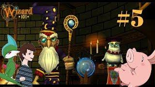 Wizard 101 #5/Nier Automata Ep 2