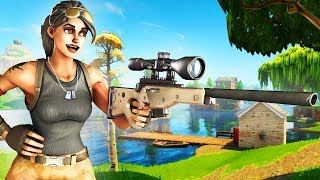 NEW SNIPERS ONLY GAMEMODE?! // 9,000+ KILLS // Top Fortnite Sniper // Fortnite: Battle Royale