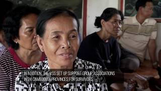 Supporting survivors of sexual violence during the Khmer Rouge regime in Cambodia