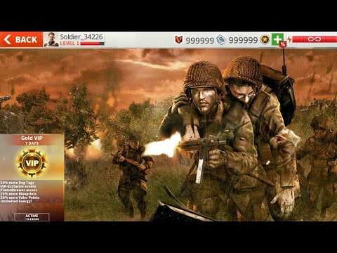 Brothers In Arms 3 Mod Apk 1.5.1a (Sqbgames)