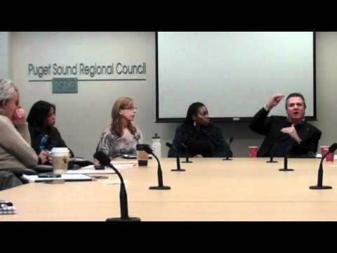 Prosperity Partnership Fashion and Apparel Industry Cluster Tour - Opening Panel, Part 1