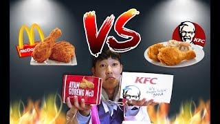 [LUKEORANGKOREA] : McD VS KFC !!