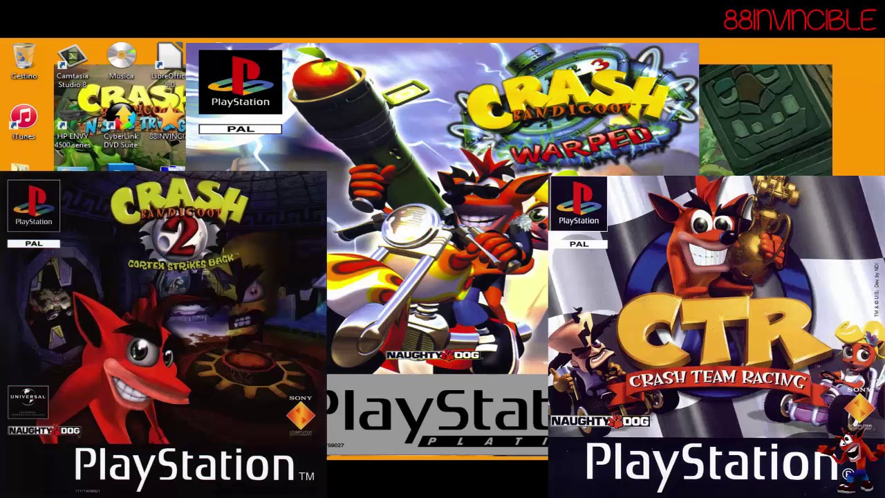 Orient express | crash bandicoot 3 | levels crash bandicoot n.