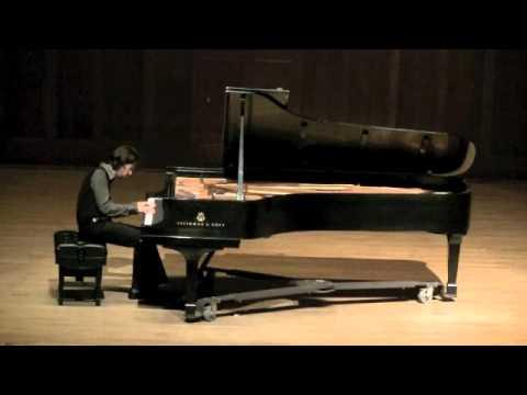 Grieg- Schwermut \ Melancholy. (Lyric piece no. 50) Artist Diploma Recital