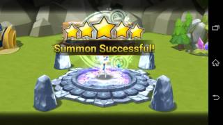 Summoners War - Natural 5 Star Summon!! LS + 27 MS