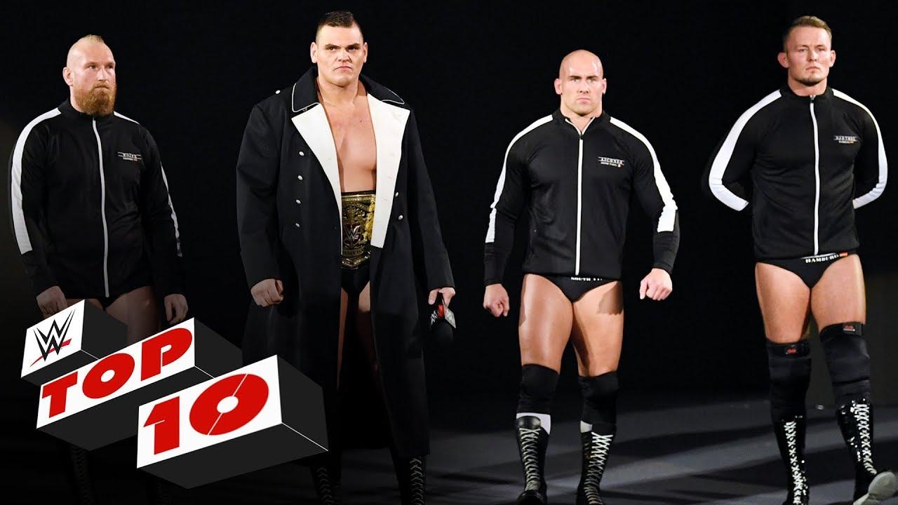 Download Top 10 Raw moments: WWE Top 10, Nov. 11, 2019