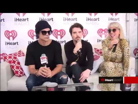 GROUPLOVE Interview @ Lollapalooza