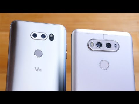 LG V20 vs LG V30: The Key Differences You Need To Know About