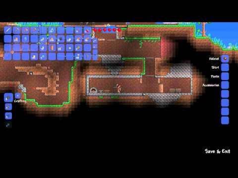Terraria Let's Play - Part 6: Grey Brick