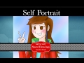 Speed Drawing 1 - Anime-Style Self Portrait