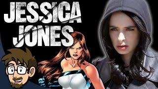 History of Jessica Jones! (Jewel)