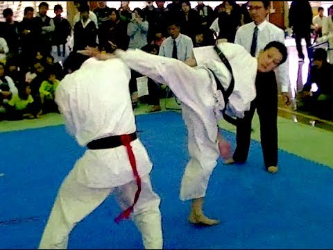 japan full contact karate bare knuckle fights youtube