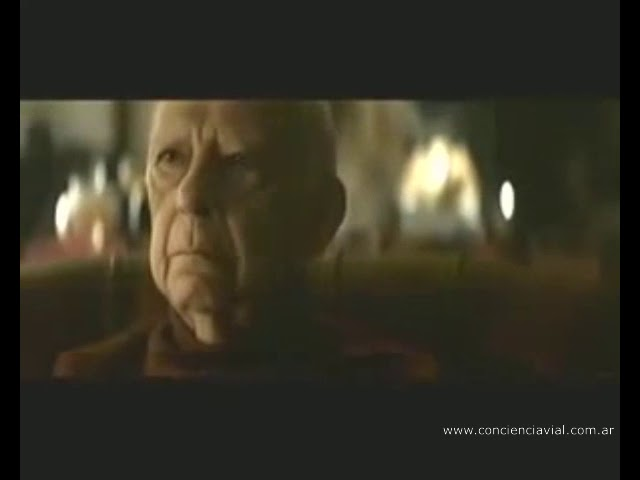 2009 - España - DGT - Alcohol (un minuto de silencio)