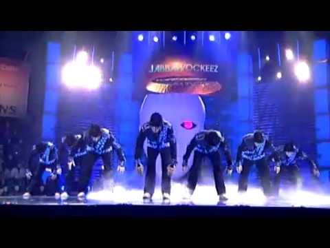 ABDC Champions For Charity Jabbawockeez (Standing Ovation + Extended Cypher)