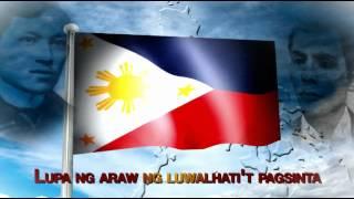 Lupang Hinirang (Pambansang Awit)