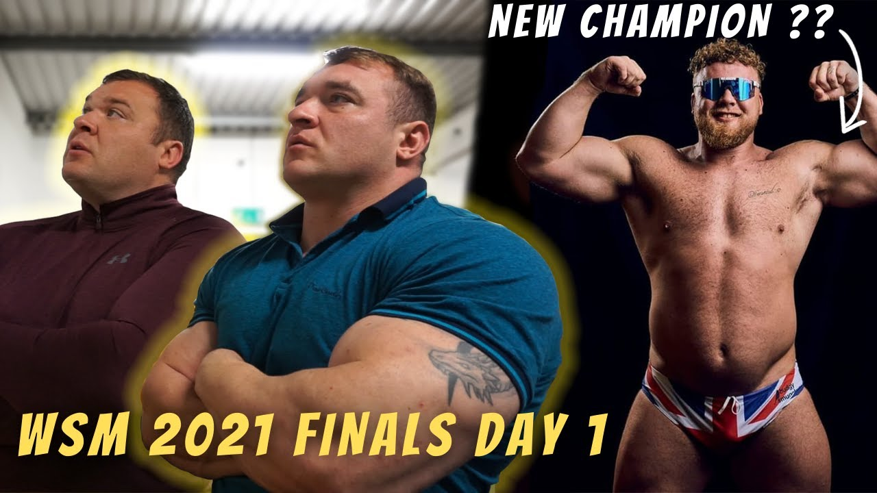 Download Who is the next World's Strongest Man?? || WSM 2021 Finals Day 1 Recap