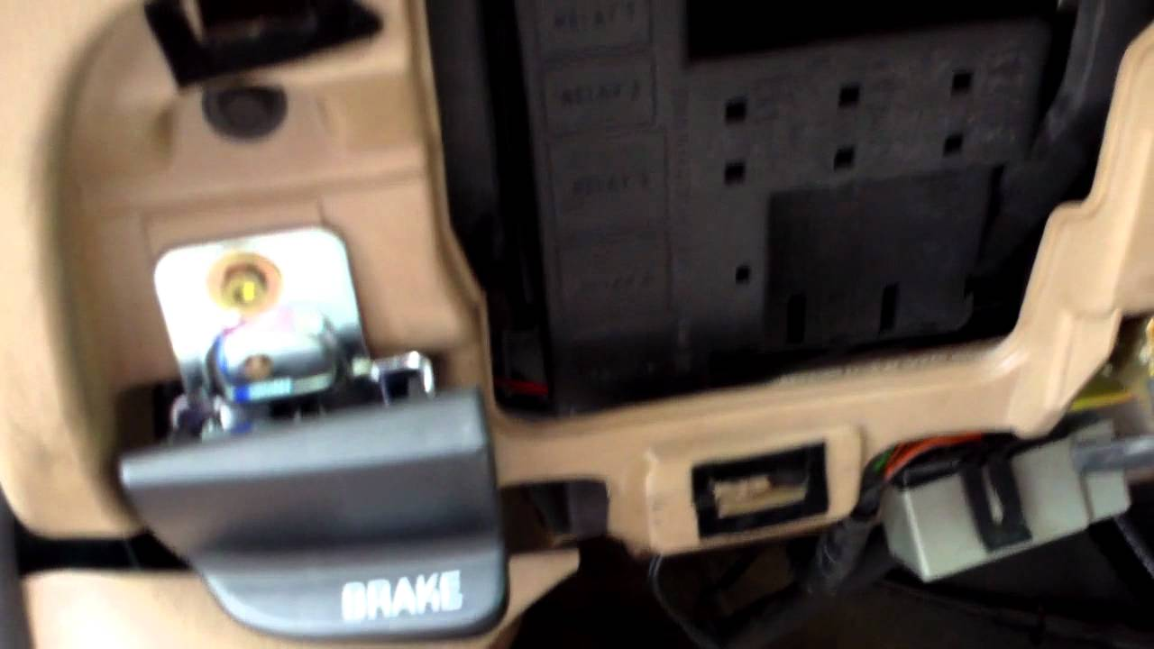 Cluster Lights Ford Expedition F150 98 Part 1 Youtube