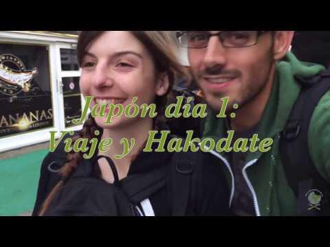 Japón día 1: viaje y Hakodate