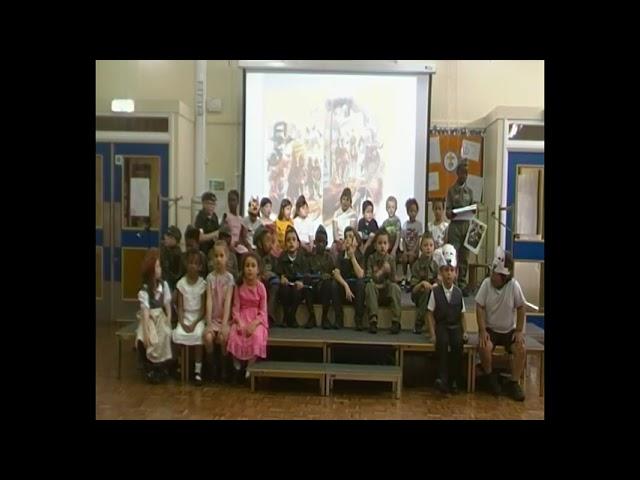 Class Assembly Y2IB World War 1