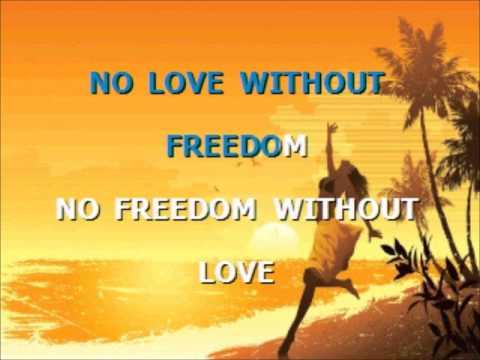 NO FREEDOM DIDO KARAOKE