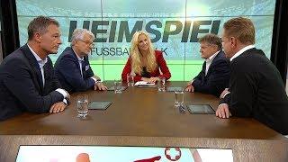Heimspiel - Der Fussball-Talk - RSL Runde 12