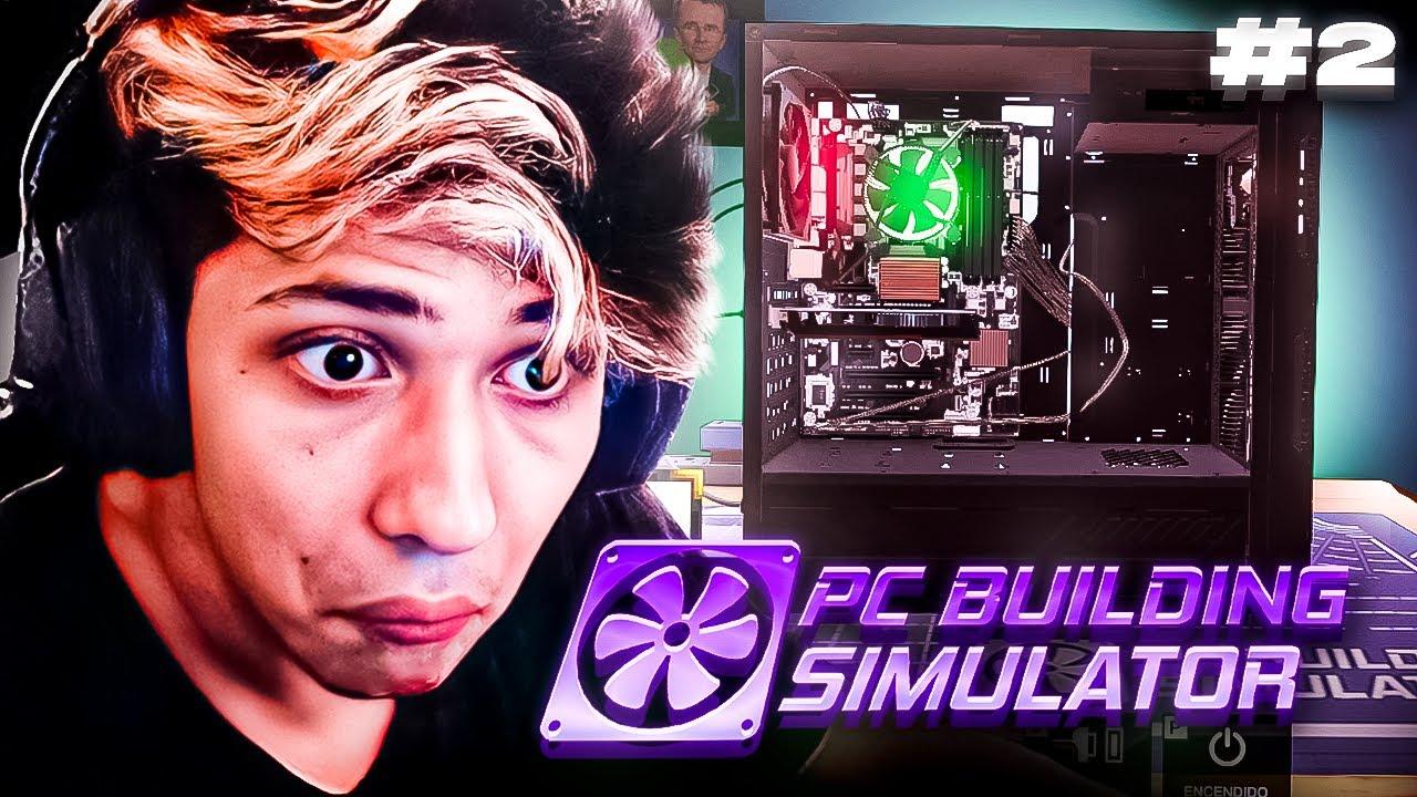 PC BUILDING SIMULATOR #2 | DR IGO