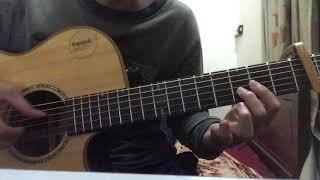 ( HƯƠNG TRÀM | MẸ CHỒNG OST) Cánh Hoa Tàn  (Acoustic Guitar Solo)