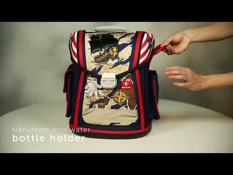 24bc13b715 školská taška Belmil Rose