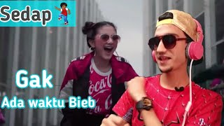 *REACTION* Ghea Youbi - Gak Ada waktu Beib  (Official Music Video)