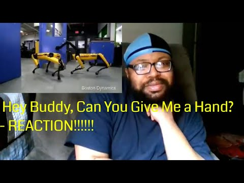 Hey Buddy, Can You Give Me a Hand? - REACTION!!!!!!