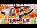 Gambar cover Snědli jsme 1000 stripsů z KFC?! / KFC chicken strips challenge