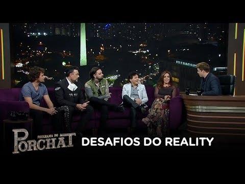 Jurados do Canta Comigo falam sobre os desafios do reality show