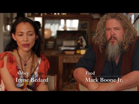 Arizona Flats  Mark Boone Jr. and Irene Bedard discuss their favorite