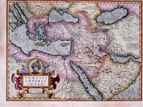 History, Geography, & the Ottomans: Using Maps to Understand an Empire