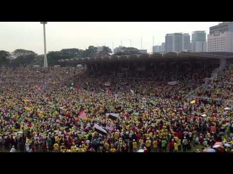 Wind of Change ~ Malaysia...
