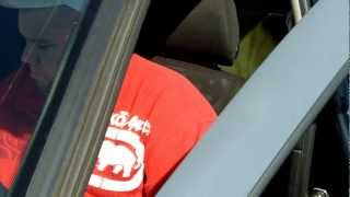 1 T3 Audio TSNS 18 tearing up a VW Golf!!