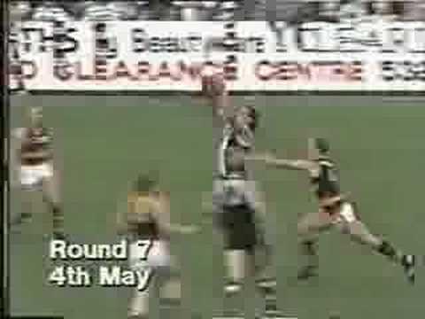 Harvey to Lockett - Round 7, 1991.