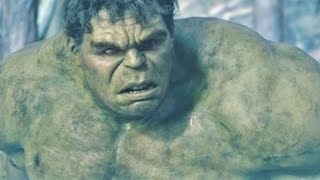 avengers 2 age of ultron   beauty tames the beast official first look clip 2015 hulk