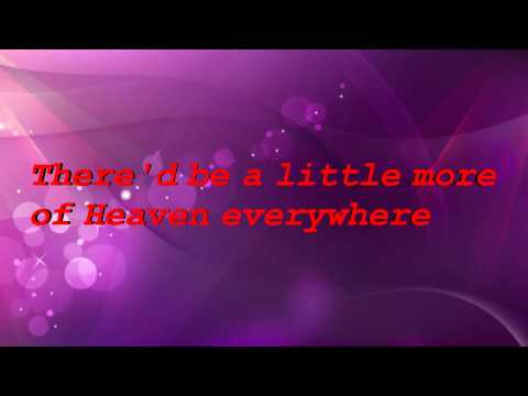 Heaven Everywhere by Francesca Battestelli Lyric Video