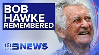 Australia mourns the loss, celebrates the legacy of former PM | Nine News Australia