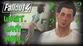 Fallout 4 - Wife Glitch, New Pet, & Finding my Son! (Highlights #1)