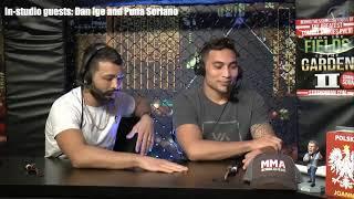 MMA Junkie Radio #2938: Dan Ige and Puna Soriano