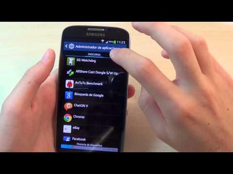 Mejorar Rendimiento Samsung Galaxy S4!