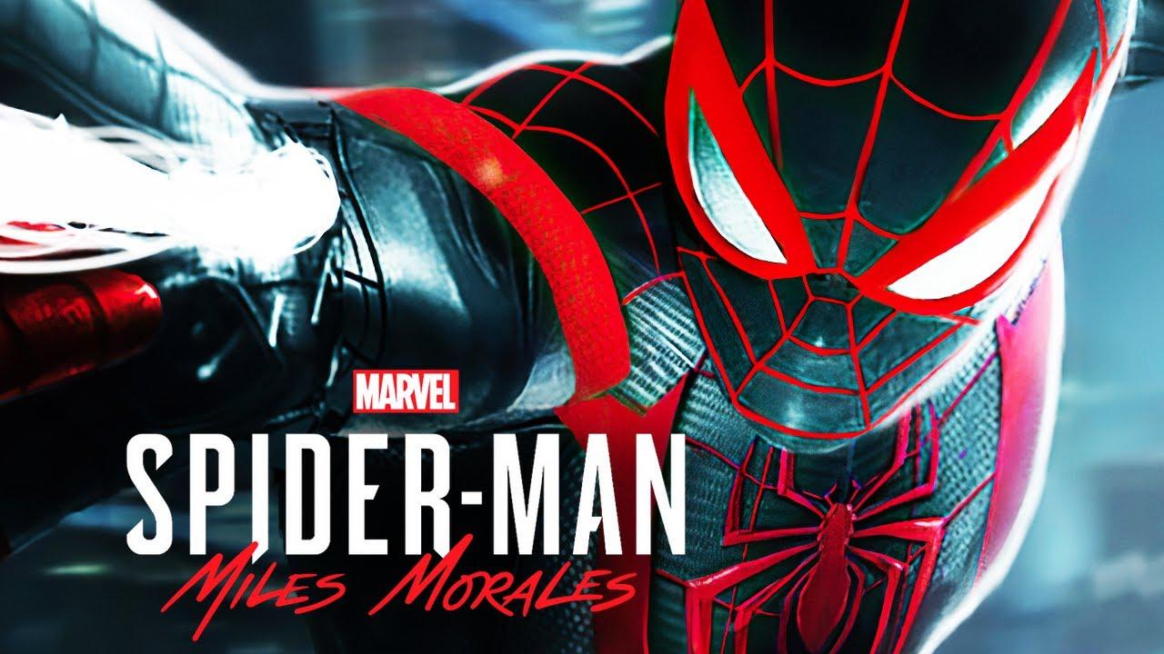 SPIDER MAN - MILES MORALES : A PRIMEIRA HORA
