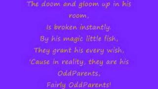 Fairly Odd Parents intro Lyrics