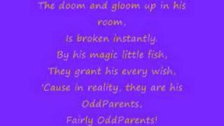 Fairly Odd Parents intro Lyrics